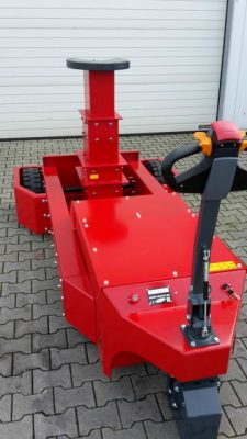 Multi-Mover XXL 20To Trailer-Mover - Multimover