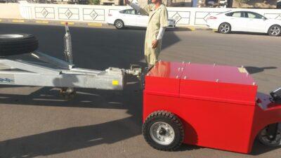 Multi-Mover XXL eg 1440 kg 15 ton