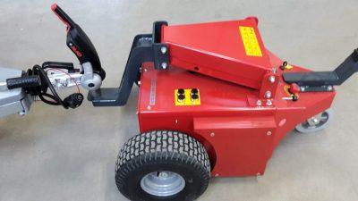 - Tracteur électrique - tracteur pousseur électrique - chariot manutention electrique - Tireur pousseur électrique - attelage de remorque réglable en hauteur - Multi-Mover