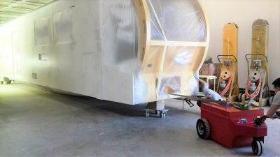 Schwerlasttransporter Multi-Mover - Elektroschlepper - Rangierhilfe - Industrieschlepper - Elektro-Schlepper - Zughilfe - Manövrierhilfe - Rangierschlepper - Deichselschlepper - Anhängerrangierer