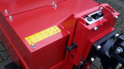 Warnhinweise - Kupplung - Multi-Mover - Elektroschlepper