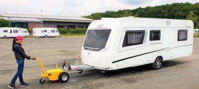 Tauetrucker Multi-Mover L25 - rimorchio da campeggio casa mobile - Trainatore elettrico - rimorchiatore elettrico
