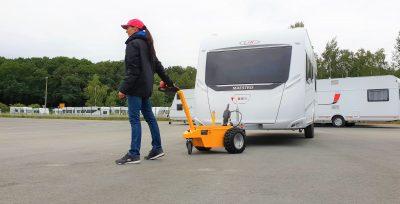 Tireur pousseur électrique Multi-Mover L25 - Tracteur électrique - tracteur pousseur électrique - chariot manutention electrique - remorque - caravane