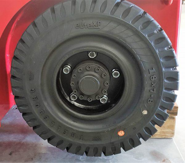 Multimover Rad - Bereifung - Räder - Industrieschlepper