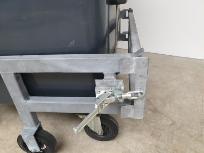 Conan Transportgestell für Müllcontainer 1100L SPF