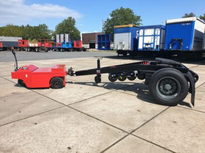 Trailer Mover Dolly Multi-Mover 3XL 40To
