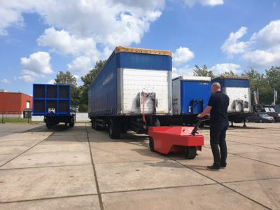 Multi-Mover 3XL 40.000 Kg Trailer Mover Dolly