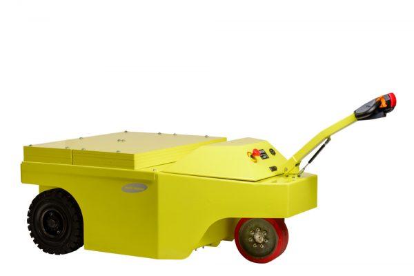 Power tug Multi-Mover 3XL40To - electric tug - power tug - electric tugger - electric tow tugs - Motorized tug - pedestrian electric tug