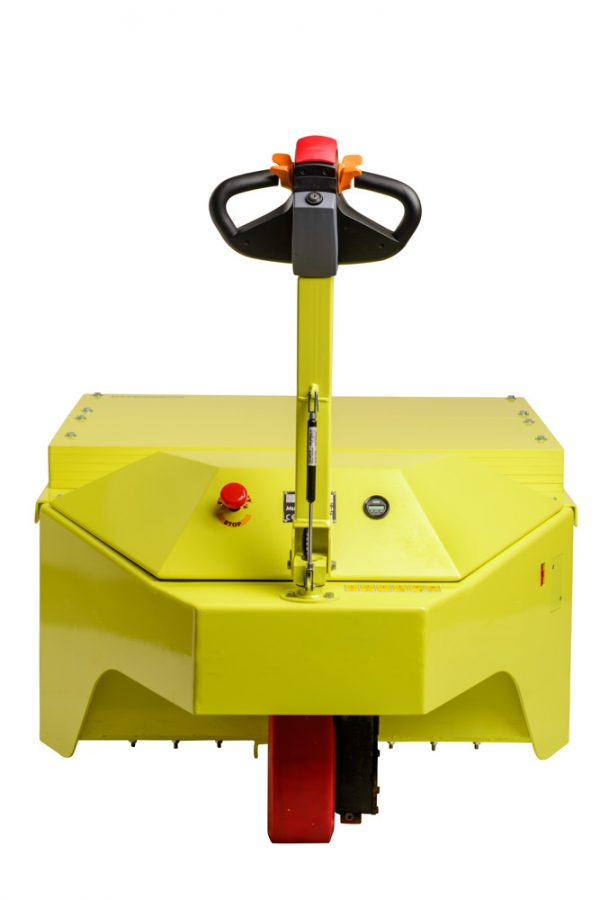 Multi-Mover 3XL40To - electric tug - power tug - electric tugger - electric tow tugs - Motorized tug - pedestrian electric tug - heavy goods transporter