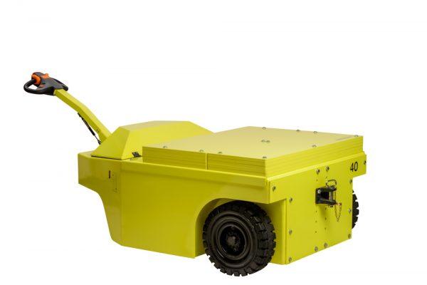 Multi-Mover 3 XL 40 To - Elektroschlepper - Rangierhilfe - Industrieschlepper - Elektro-Schlepper - Zughilfe - Manövrierhilfe - Rangierschlepper - Deichselschlepper - Schwerlastschlepper