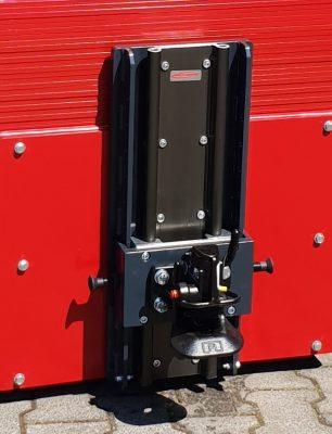 7MMON902 Rockinger RO in höhe verstellbar bis 80 cm - Flanschkupplung - Anhängerkupplung - Multi-Mover - Elektroschlepper