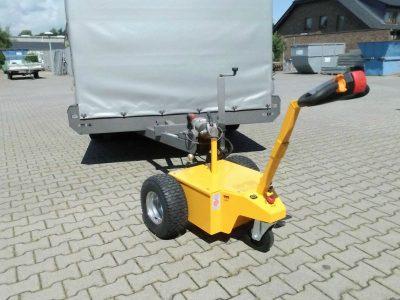 Aanhanwagen-rangeren - Multimover