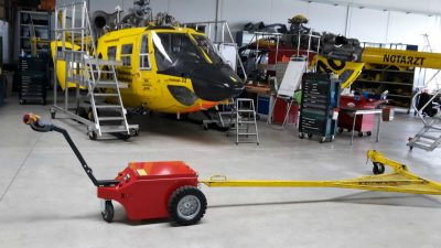 Electric-tug-XL-Heli-1 - Multimover -