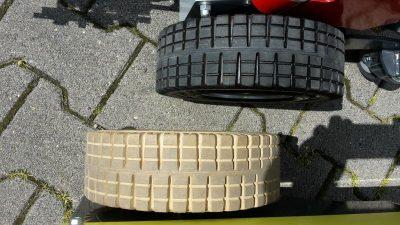 Elektroschlepper-Continental-S12 - Multimover - Reifen - Bereifung