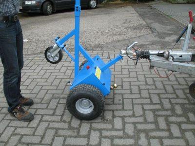 Tracteur électrique Multi-Mover M18-M-1800kg-04 - Multimover - tracteur pousseur électrique - chariot manutention electrique