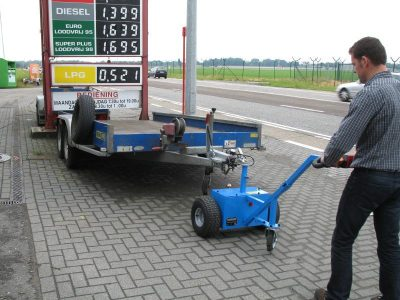 Elektroschlepper-M-1800kg Multimover - Anhänger Rangierer Multi-Mover M18 - Rangierhilfe - Industrieschlepper - Zughilfe - Elektro-Schlepper