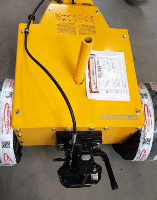 Rockinger Kompaktkupplung Kabelbedienung L25