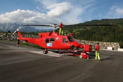 Multi-Mover XL Heliport - Helikoper rangieren - Hubschrauber manövrieren - Elektroschlepper - Rangierhilfe - Industrieschlepper - Elektro-Schlepper - Zughilfe - Manövrierhilfe - Rangierschlepper - Deichselschlepper - Anhängerrangierer