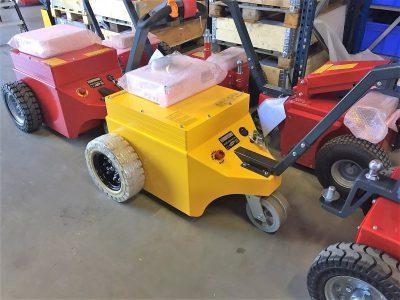 Multi-Mover Elektroschlepper - Rangierhilfe - Industrieschlepper - Elektro-Schlepper - Zughilfe - Manövrierhilfe - Rangierschlepper - Deichselschlepper - Anhängerrangierer