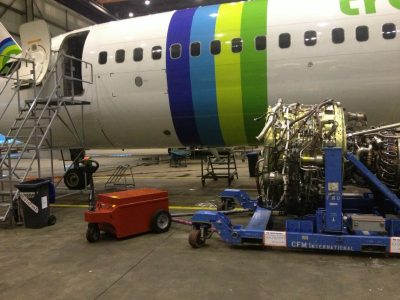 vliegtuig - multimover - elektrotrekker - Multi-Mover