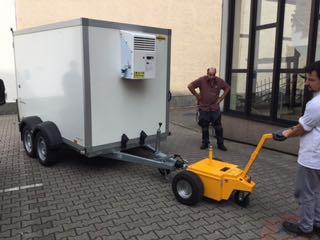 Kastenwagen-Rangieren - Multimover