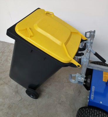 Klikon 2 Garbagecan hitch