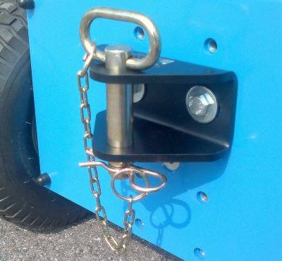 Towing Hitch with Bolt 25 - 65