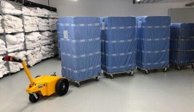 Multi-Mover L25 Wasserette
