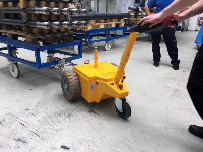 Multi-Mover L25 non marking wheels