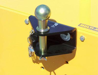 austauschbare Kugelkopfkupplung Multi-Mover