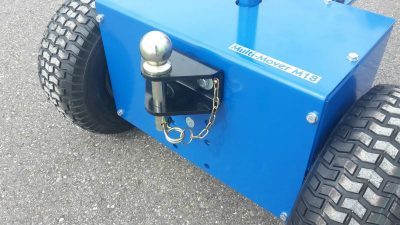 Towing Hitch with Bolt and Ball 25 - 65