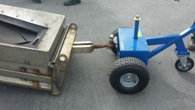 Hitch - Multi-Mover M18 - electric tug - power tug - electric tugger - electric tow tugs - Motorized tug