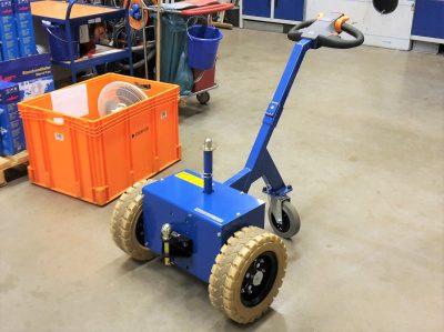 Arrastrador eléctrico - Tractor de arrastre Multi-Mover M18