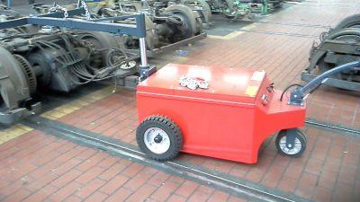 Arrastrador eléctrico - Tractor de arrastre