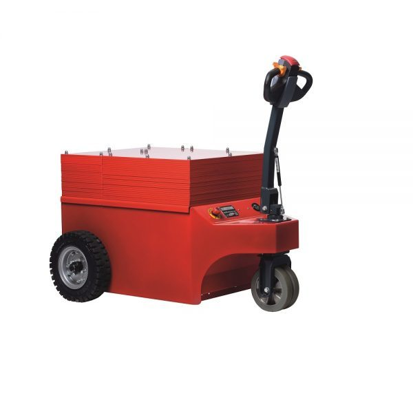 Multi-Mover-XXL20To Multimover - Motorized trailer tug Multi-Mover XXL20To - electric tug - power tug - electric tugger - electric tow tugs - Motorized tug
