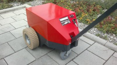 Pedestrian-Tow-Tug - Multimover - electric tug - power tug - electric tugger - electric tow tugs - Motorized tug - pedestrian electric tug