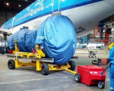 Pedestrian-powered-truck-XXL-KLM-5 - Multimover