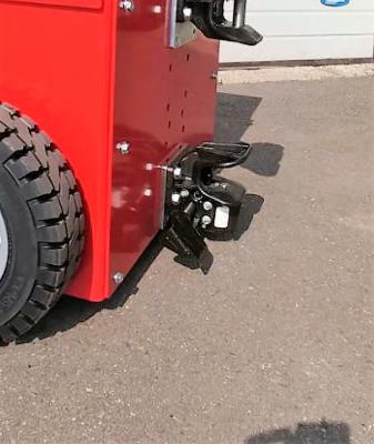 Rockinger Kompaktkupplung RO244L35002 Fußbedienung