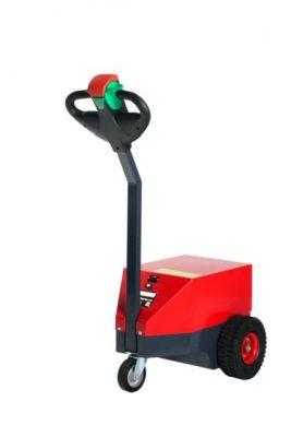 Rangierhilfe-S-1500kg-14 - Multimover - Tracteur électrique - tracteur pousseur électrique - chariot manutention electrique
