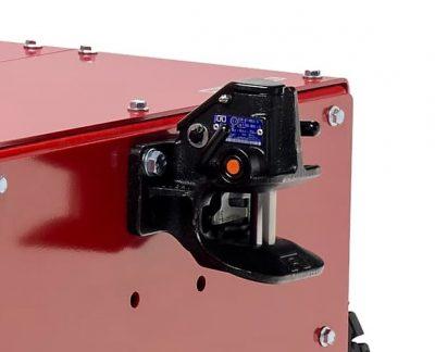 Rockinger Fangmaulkupplung Halbautomat RO244A - Multimover