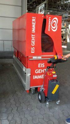 S12-rangierer-Multi-Mover - Eiswagenrangierer - Eiswagen manövrieren - Elektroschlepper - Rangierhilfe - Elektro-Schlepper - Zughilfe - Manövrierhilfe - Ziehhilfe