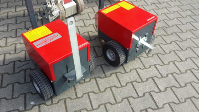 S15 Multi-Mover - Elektroschlepper - Rangierhilfe - Industrieschlepper - Elektro-Schlepper - Zughilfe - Manövrierhilfe - Rangierschlepper - Deichselschlepper - Anhängerrangierer