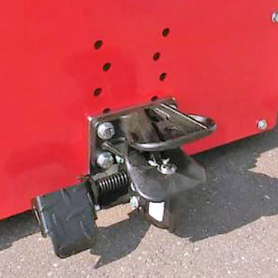 Towing Hitch Automatic Rockinger RO244L 25 - 45 Pedal