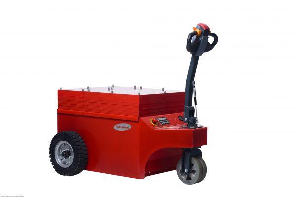 Trainatore elettrico - rimorchiatore elettrico - movimentatore carichi pesanti - Multi-Mover