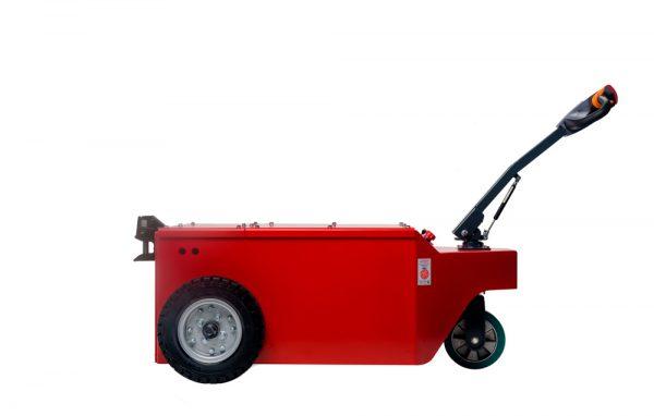 Elektroschlepper - Rangierhilfe - Industrieschlepper - Elektro-Schlepper - Zughilfe - Manövrierhilfe - Rangierschlepper - Deichselschlepper - Anhängerrangierer - Schwerlastschlepper - Multi-Mover XXL