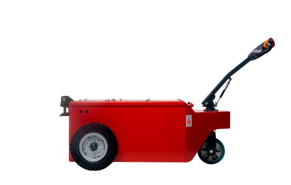 Electric tug - power tug - electric tugger - electric tow tugs - Motorized tug - pedestrian electric tug - heavy goods transporter