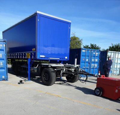 Multi-Mover XXL eg 2000 kg 20 ton