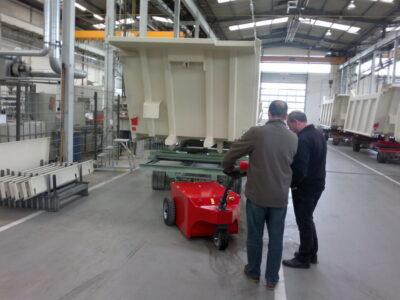 Multi-Mover XXL eg 1050 kg 10 ton