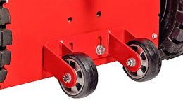 Anti wheely wheels XL35/50 Red