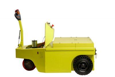 multi030 - multimover - Schwerlastschlepper - Elektroschlepper - Rangierhilfe - Industrieschlepper - Zughilfe - Elektro-Schlepper